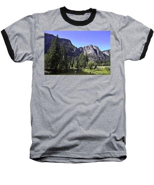 1 Lone Rafter Baseball T-Shirt