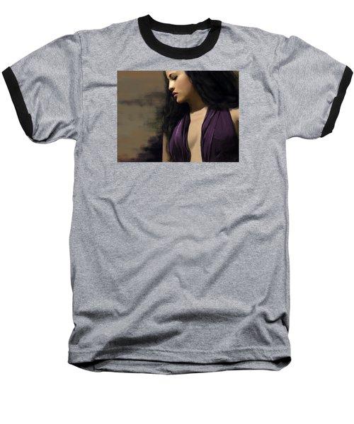 Loneliness Baseball T-Shirt