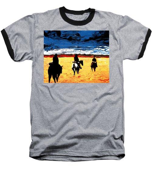 Long Journey Home Baseball T-Shirt