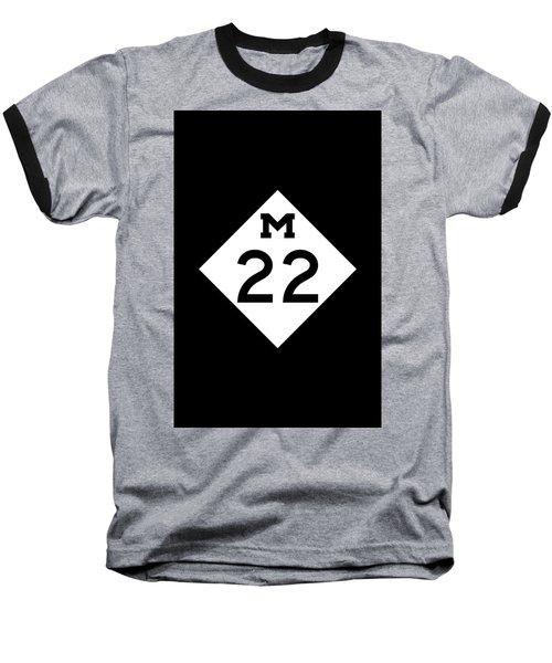 M 22 Baseball T-Shirt