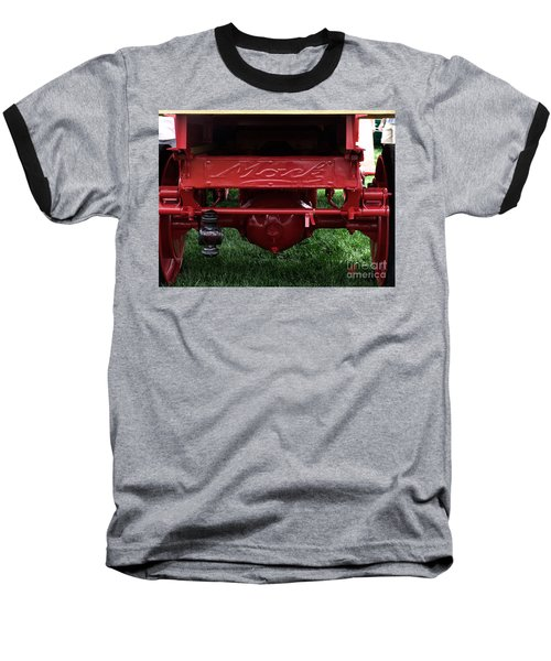 Mack Truck 1  Baseball T-Shirt