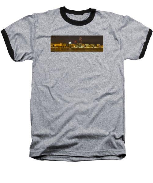 Madison New Years Eve Baseball T-Shirt