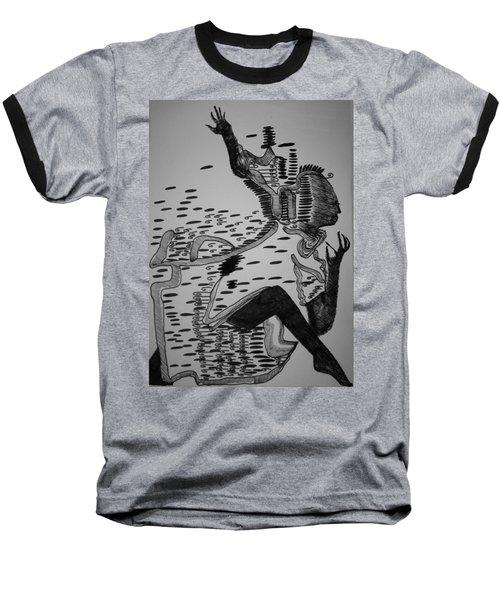 Mbakumba Dance - Zimbabwe Baseball T-Shirt