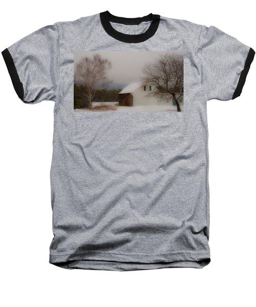Melvin Village Barn Baseball T-Shirt