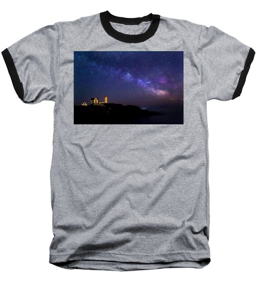Milky Way Baseball T-Shirt