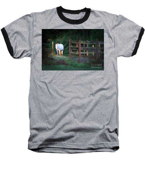 Self Assurance Baseball T-Shirt