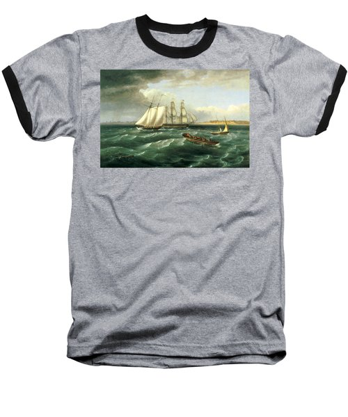 Mouth Of The Delaware Baseball T-Shirt