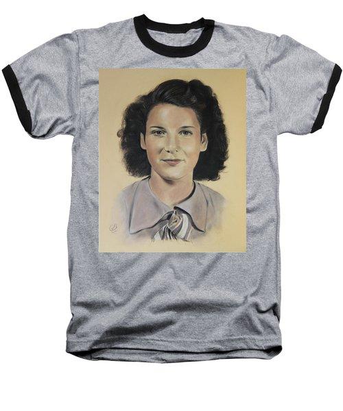 Mrs Crye Baseball T-Shirt