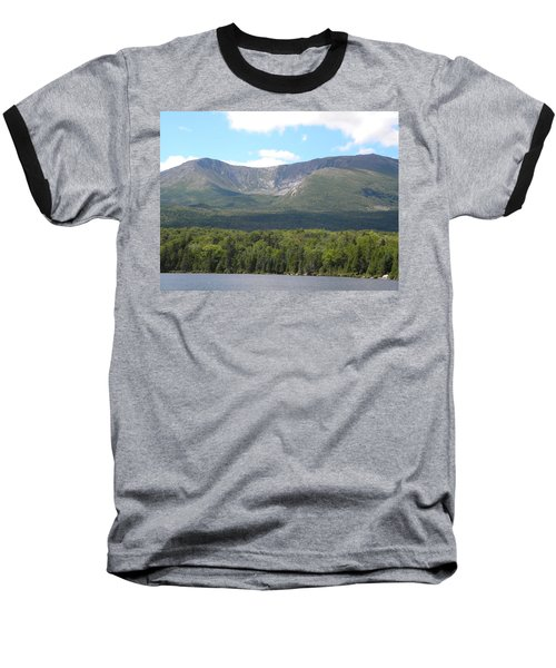 Mt. Katahdin Baseball T-Shirt