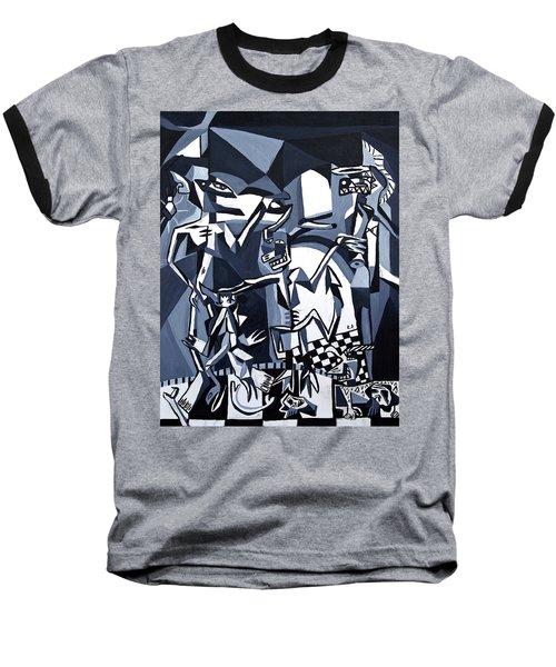 My Inner Demons Baseball T-Shirt