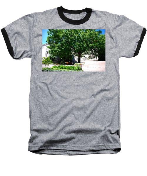 National Gallery Of Art Baseball T-Shirt