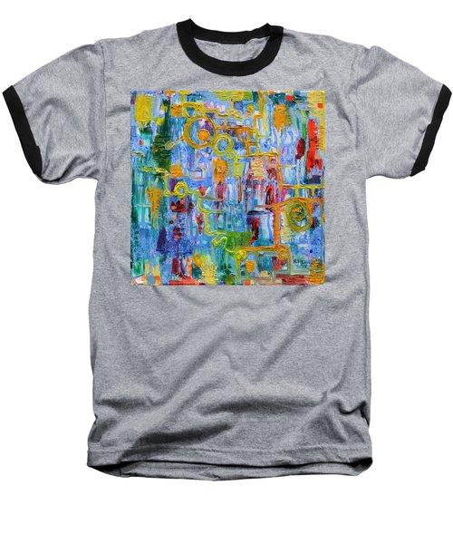 Nonlinear Baseball T-Shirt