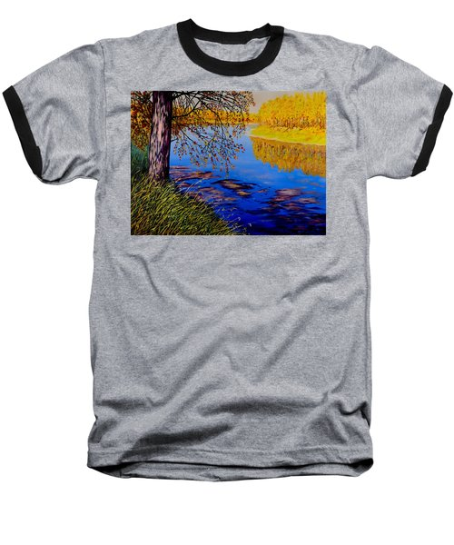 October Afternoon Baseball T-Shirt