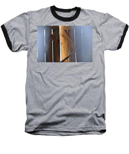 Old Barn Baseball T-Shirt