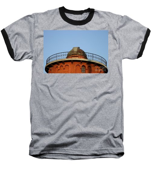 Baseball T-Shirt featuring the photograph Old Observatory by Henrik Lehnerer