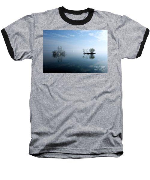 On The Horizon Baseball T-Shirt by Jacqueline Athmann