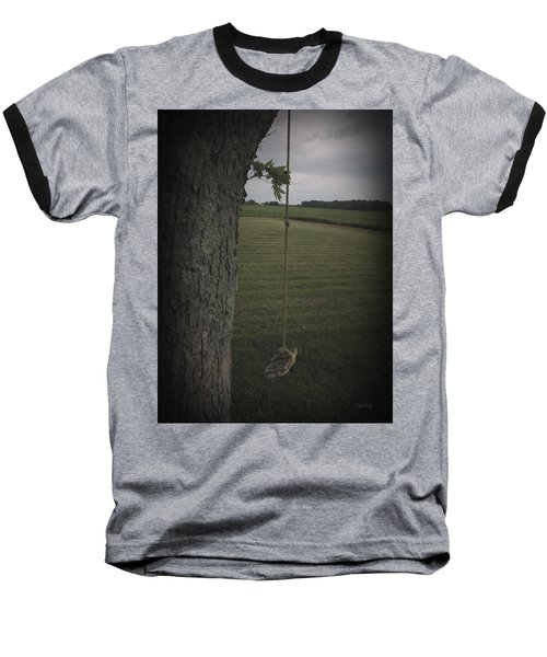 Baseball T-Shirt featuring the photograph Once Upon A Time by Cynthia Lassiter