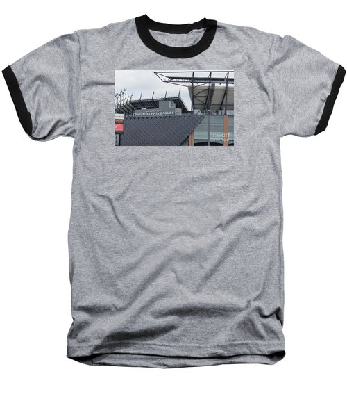 Baseball T-Shirt featuring the photograph One Day Soon by David Jackson
