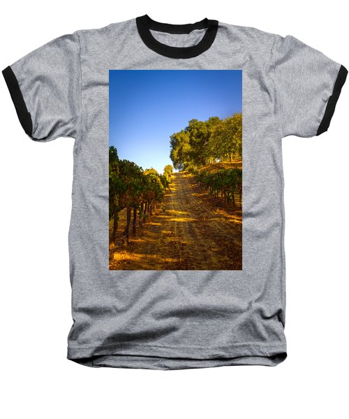 Opolo Winery Baseball T-Shirt
