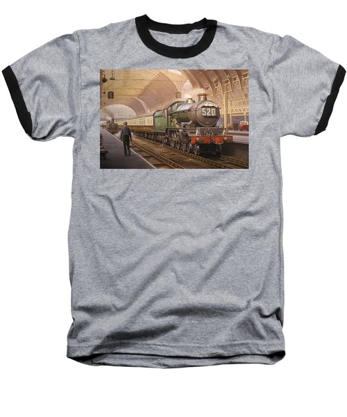 Paddington Arrival. Baseball T-Shirt