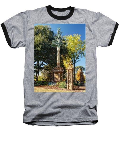 Palmetto Regiment Monument  Baseball T-Shirt
