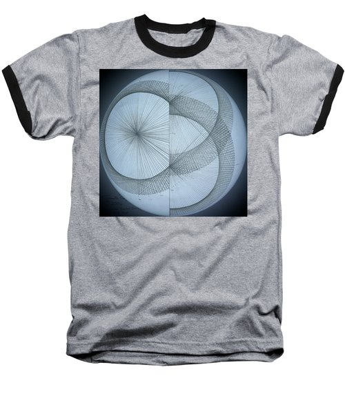 Photon Double Slit Test Baseball T-Shirt