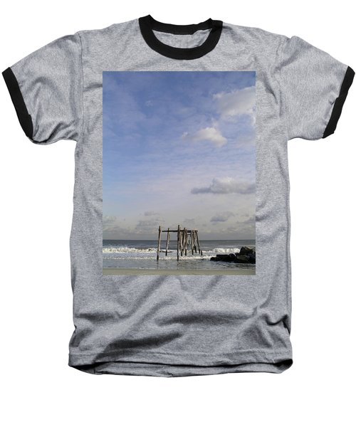 Pier Sky Baseball T-Shirt