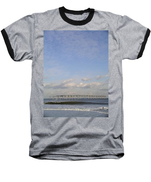 Pier Wave Baseball T-Shirt