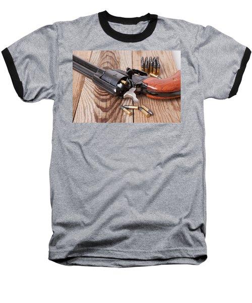 Pistol Baseball T-Shirt