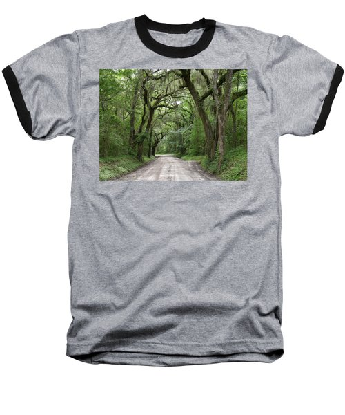 Plantation Road II Baseball T-Shirt