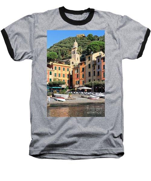 Portofino Baseball T-Shirt by Antonio Scarpi