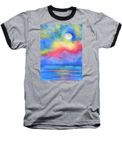 Power Of Nature  Baseball T-Shirt