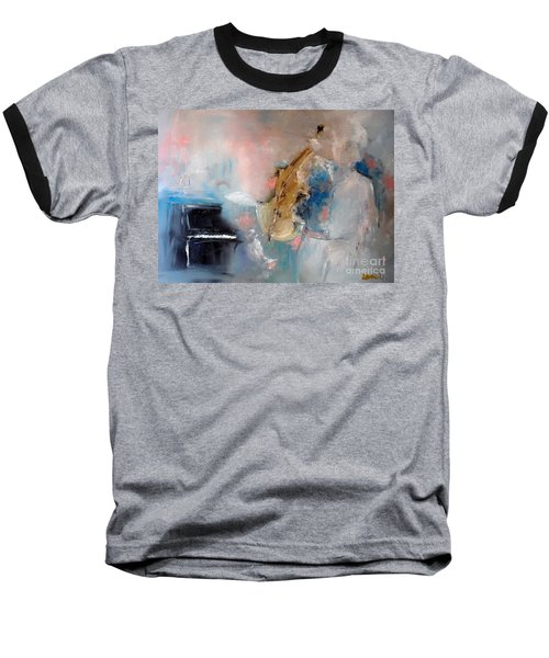 Practice Baseball T-Shirt by Laurie L