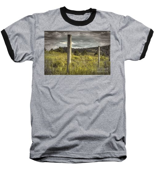 Prairie Fence Baseball T-Shirt
