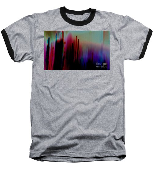 Baseball T-Shirt featuring the photograph Pulse by Jacqueline McReynolds