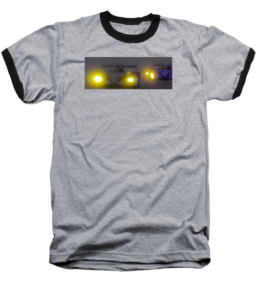 Rain Racers Baseball T-Shirt