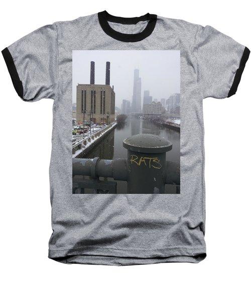 Rats Baseball T-Shirt