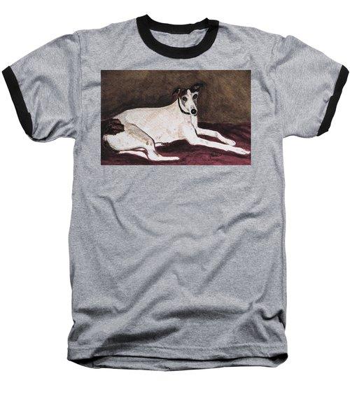 Resting Gracefully Baseball T-Shirt