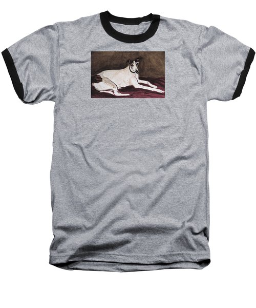 Resting Gracefully Baseball T-Shirt