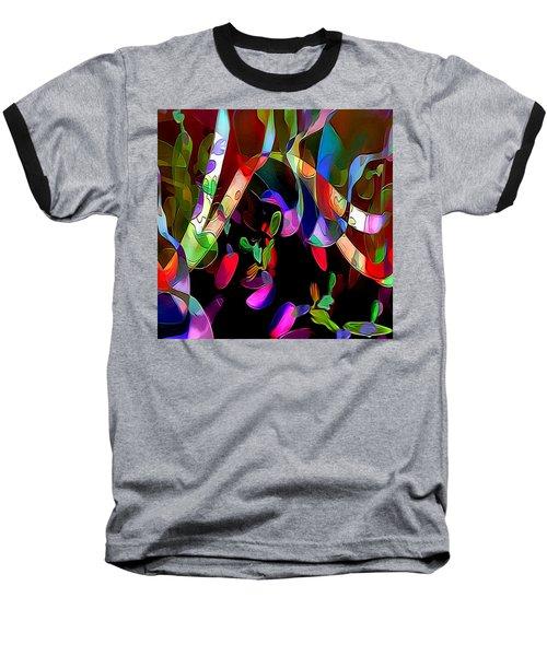 Rhythm Baseball T-Shirt by Julie Grace
