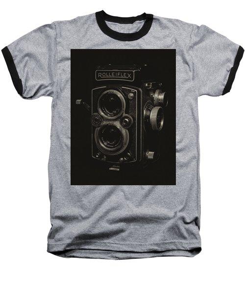 Rolleiflex Baseball T-Shirt