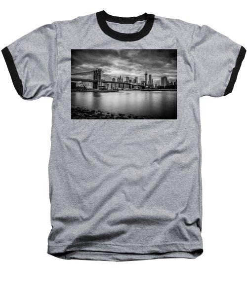 Royal Noir Baseball T-Shirt
