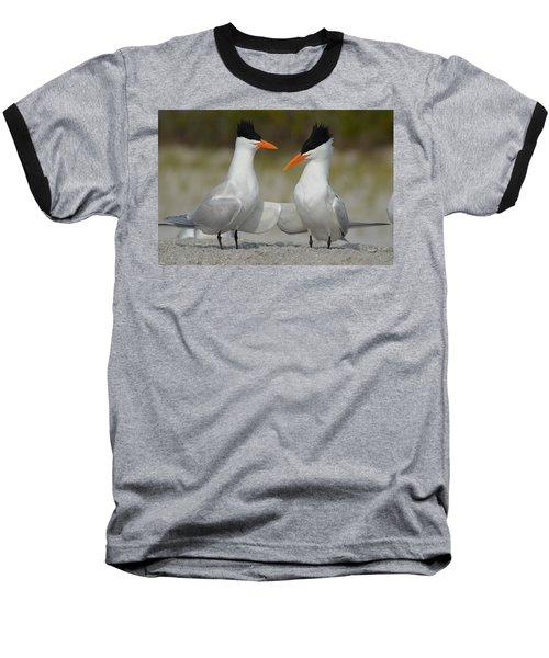Royal Terns Baseball T-Shirt