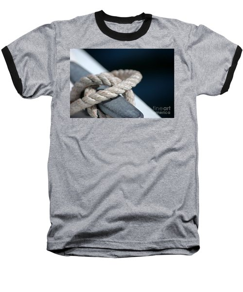 Baseball T-Shirt featuring the photograph Sail Away by Christiane Hellner-OBrien