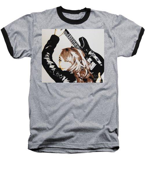 Samantha Fish Baseball T-Shirt