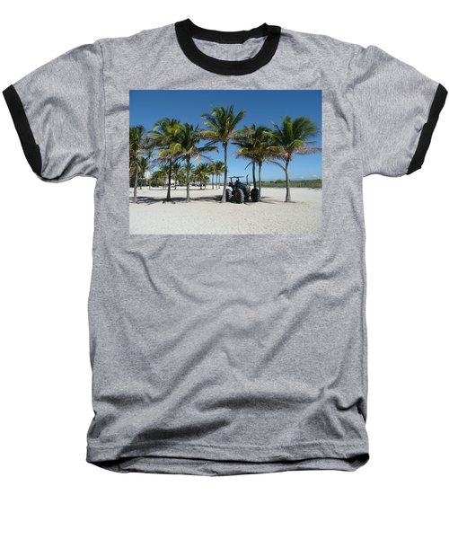 Sand Farm Baseball T-Shirt