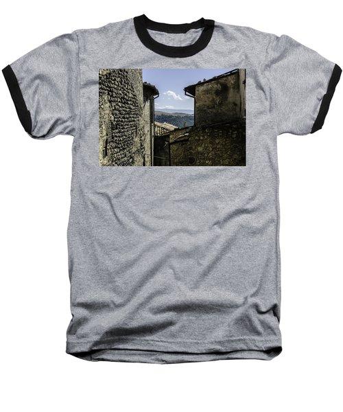 Santo Stefano Di Sessanio - Italy  Baseball T-Shirt