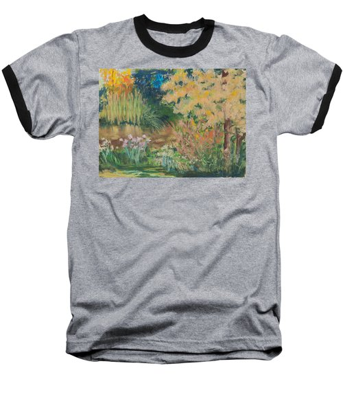 Saturday Morning Baseball T-Shirt by Lee Beuther