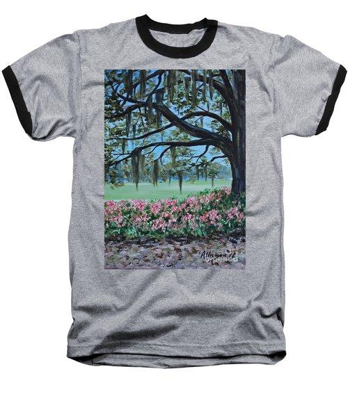 Savannah Spring Baseball T-Shirt by Stanton Allaben