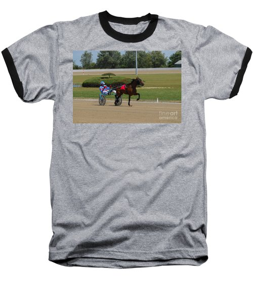 D39w-399 Scioto Downs Baseball T-Shirt